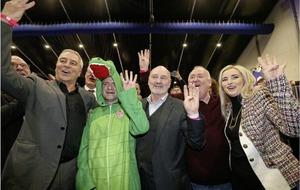 West Belfast: Sinn Féin reclaims city stronghold