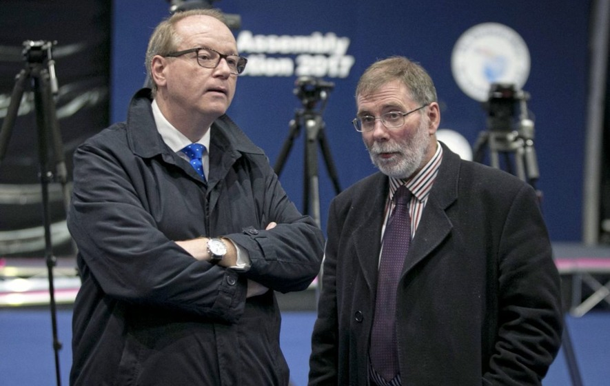 North Belfast: Big name losses in north Belfast as McCausland marches out