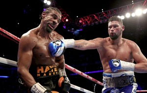 Tony Bellew and David Haye agree terms for heavyweight rematch in December