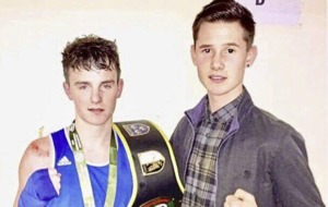 Dylan Duffy determined to make his mark on the international stage in Ireland bow
