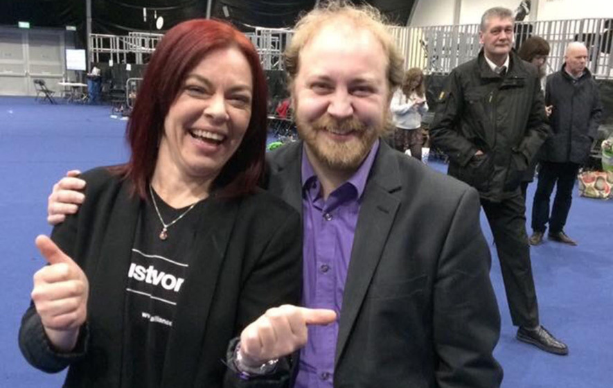South Belfast: Green Party's Clare Bailey takes final seat in 3am nail-biter