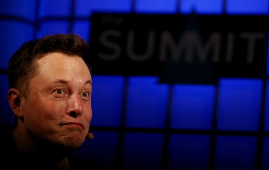 Elon Musk made hats for his boring tunnel company