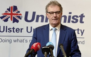 Seven of nine UUP leadership contenders have less than a year's experience of Stormont
