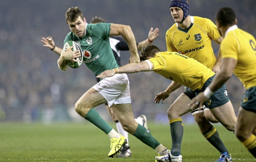 Jared Payne set to miss Ireland's crunch rugby clash in Wales