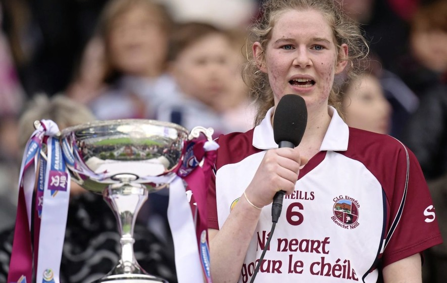 Slaughtneil unity gave them the strength to achieve All-Ireland camogie final victory says Ni Chaiside