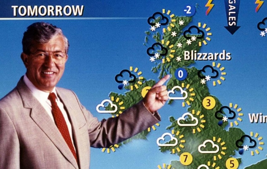 Forecasters must not 'behave like nannies', says ex-BBC weatherman Bill Giles
