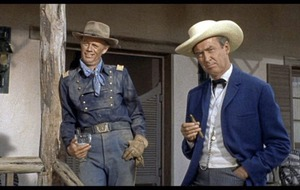 Cult Movie: Two Rode Together an under-appreciated John Ford Western