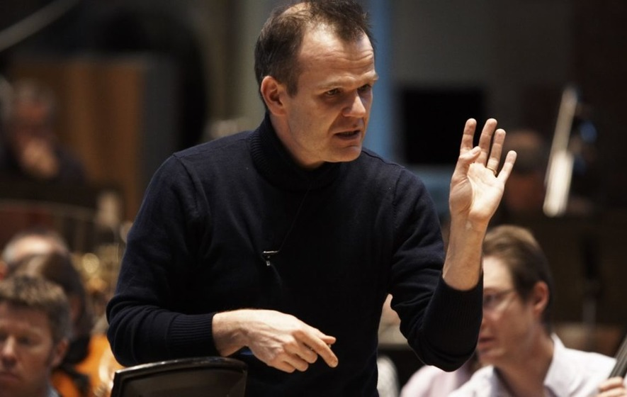Francois-Xavier Roth takes up baton as LSO's principal guest conductor