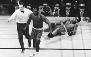 On This Day: March 8 1971: Muhammad Ali lost the 'Fight of the Century' to Joe Frazier in Madison Square Garden