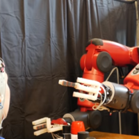 This robot can read your mind and do what you're thinking