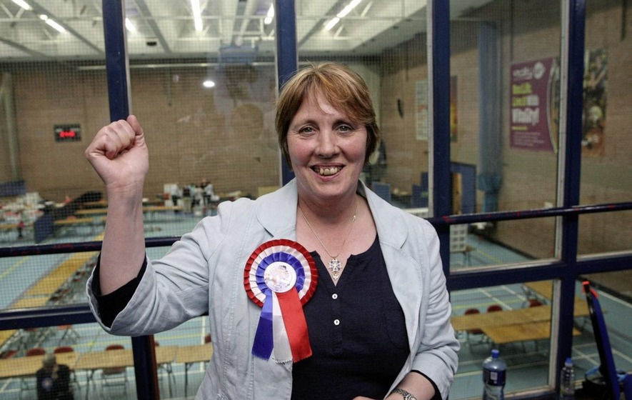 Former UUP MLA Jenny Palmer subjected to online threats