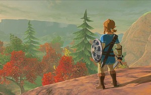 Zelda: Breath of the Wild a Studio Ghibli movie brought wonderfully to life