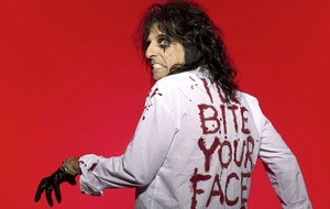 On sale today: Alice Cooper at Olympia, Dublin