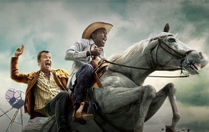 Are you watching... Hap and Leonard series two on Amazon Instant Video