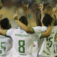 Chapecoense won their first ever Copa Libertadores game four months after the tragic plane crash