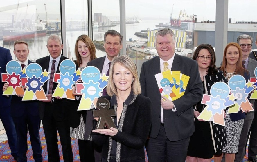 Irish News Workplace & Employment Awards break fresh ground as new categories are introduced