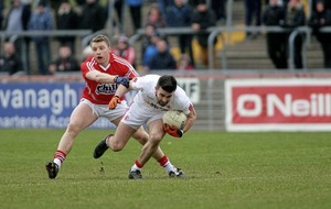 Fit-again Cork footballer Brian Hurley blocking out the noise