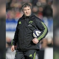 Irish rugby legends to play charity match for Anthony Foley
