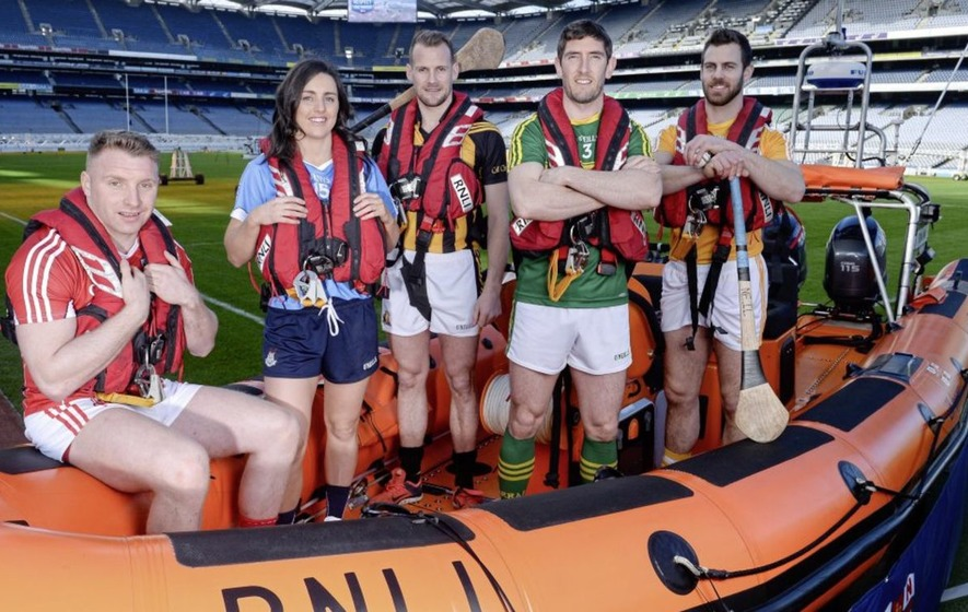 GAA and RNLI launch new campaign to prevent drowning