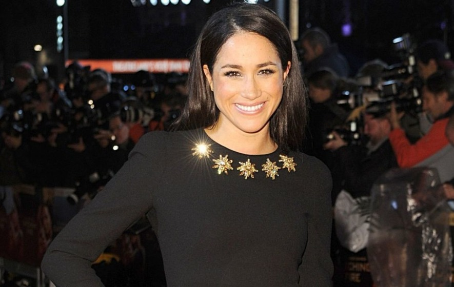 Meghan Markle leads celebs posting messages on International Women's Day