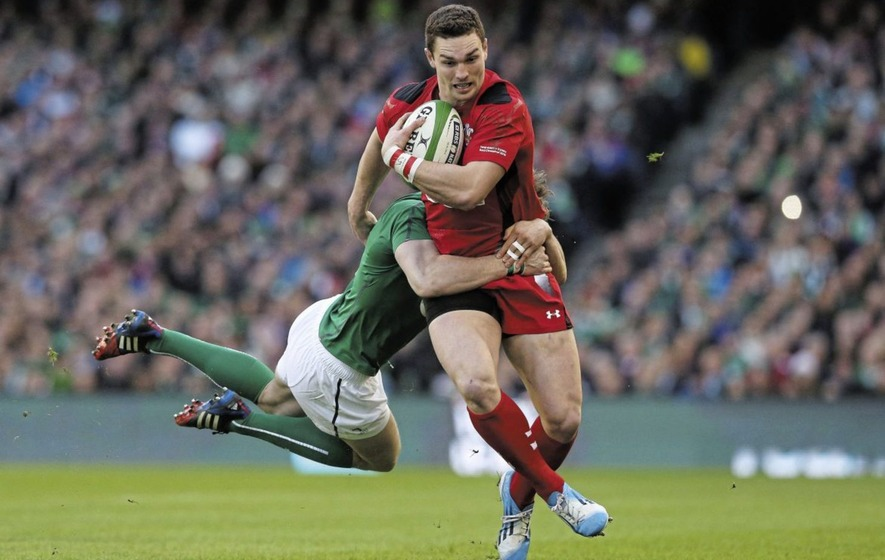 Joe Schmidt rejects notion Ireland will target George North's defence