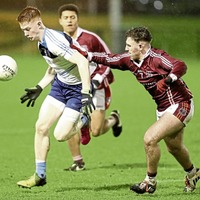 Kevin Madden: Another St Mary's out to upset the odds in MacRory final