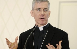 Pope's representative in Ireland Archbishop Charles Brown to leave post