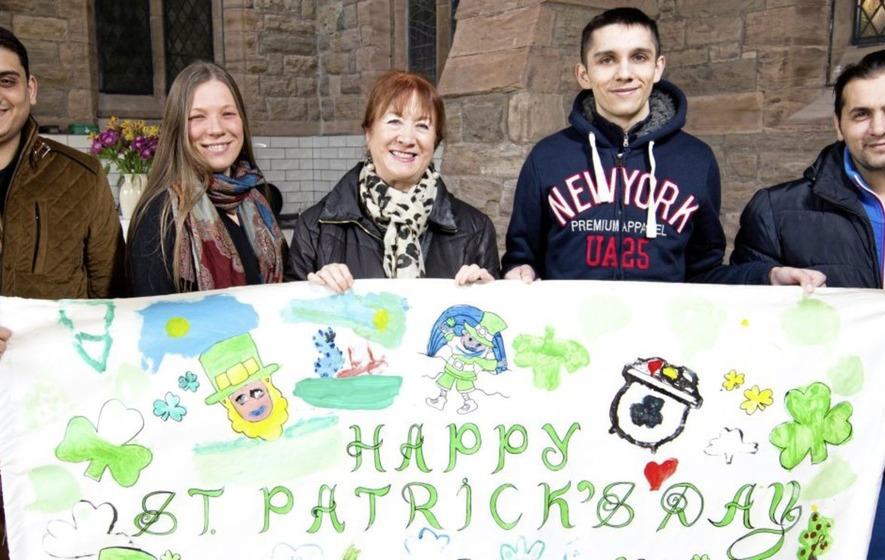 "St Patrick's Day family festival aims to ""reawaken"" community spirit in the Holyland"