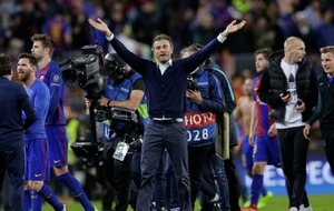 Barcelona's Luis Enrique the reason behind the Camp Nou miracle