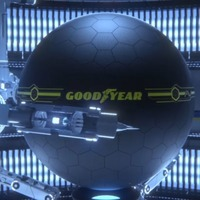Goodyear's AI-connected smart tyre can travel in any direction and repair itself