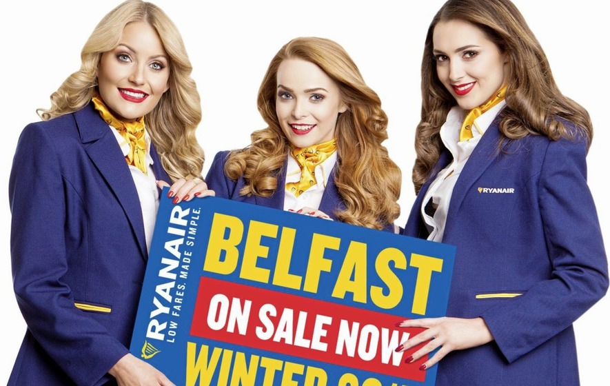 Belfast International Airport business 'can still growth' - despite Ryanair pivoting to the EU