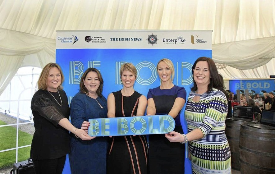 Women in Business hosts first Female Entrepreneur Conference in Limavady