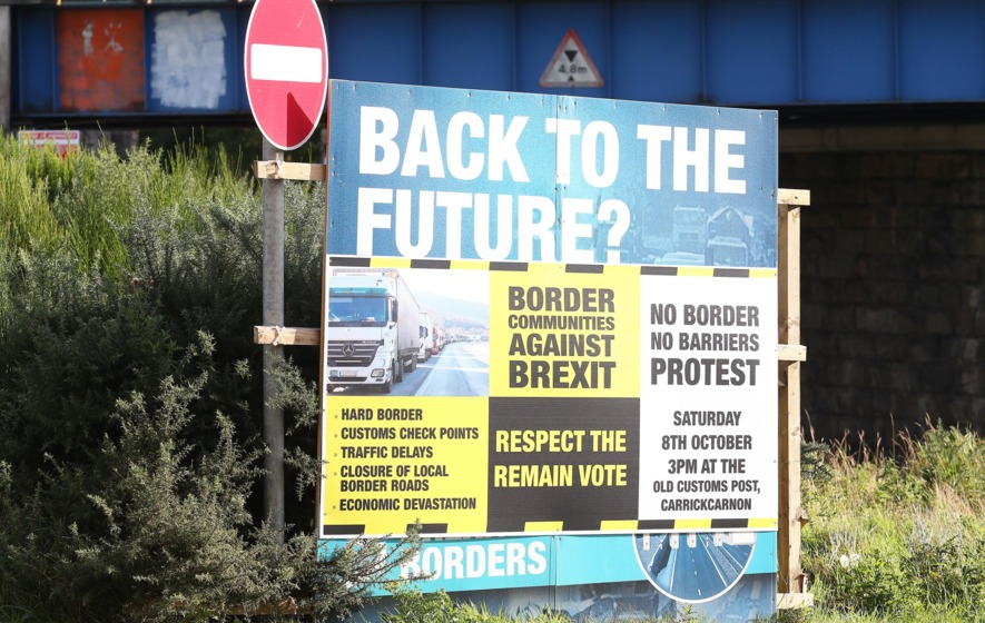 Brexit without a deal with EU would be 'catastrophic' for Northern Ireland