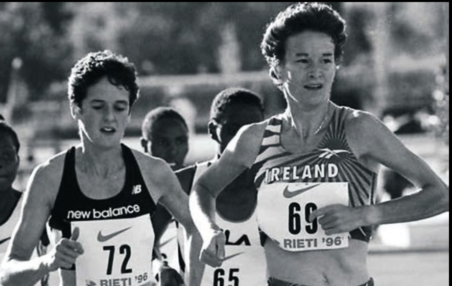 In The Irish News on March 10 1997: Sonia O'Sullivan takes World Indoor silver in Paris