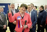 Arlene Foster 'regrets' comparing Sinn Féin to a crocodile