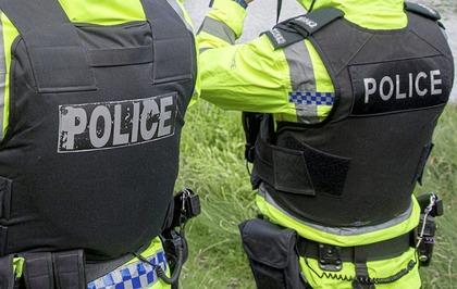 Policeman shot during firearms training at PSNI station