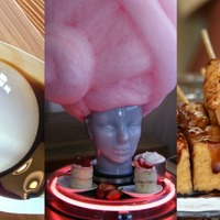 10 of the world's weirdest dishes that we would definitely boast about eating on Instagram