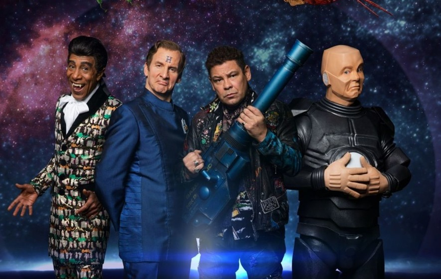 Craig Charles hopes Red Dwarf crew can make space for arena tour