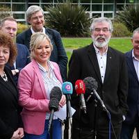 Deaglán de Bréadún: Sinn Féin strengthens its position in south