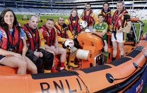 The day the RNLI saved my father's life: Antrim ace Neil McManus