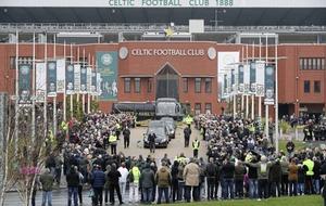 Celtic Park funeral tributes to Lisbon Lion Tommy Gemmell