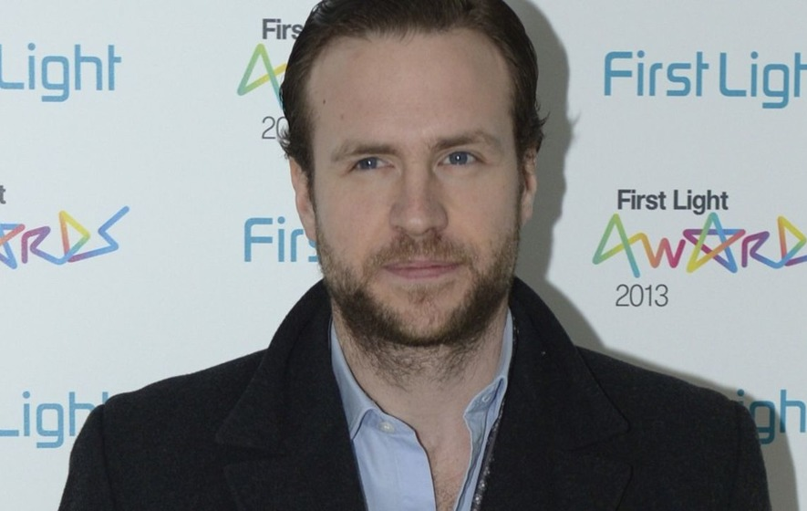 Rafe Spall is juggling theatre with filming the Jurassic Park sequel