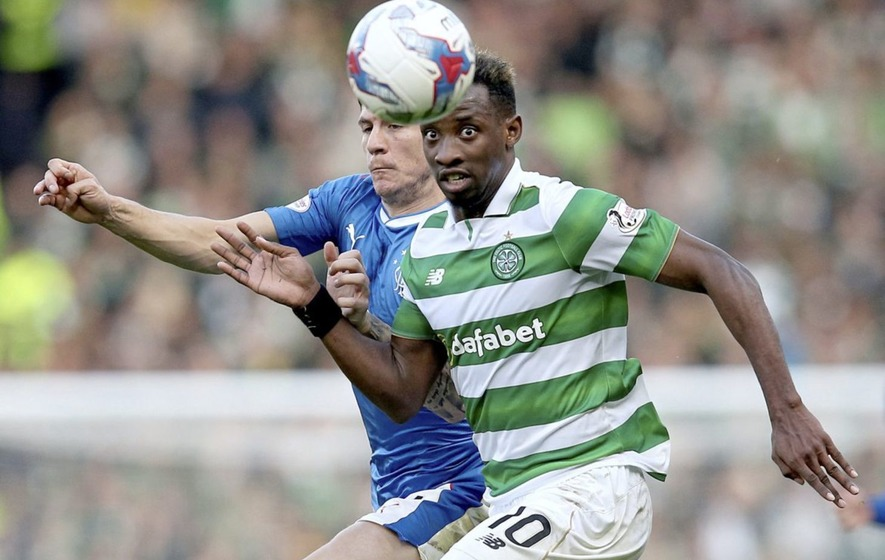 Celtic striker Moussa Dembele remembers first hat-trick ahead of Rangers rematch
