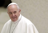 Video: Pope Francis uses TED Talk to warn powerful they must 'act humbly or risk ruin'