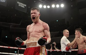 Paddy Barnes scores comfortable points win at the Waterfront in Belfast
