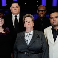 The Chase stars fear 'lethal' costume on Let's Sing And Dance For Comic Relief