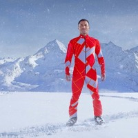 The Jump finalist Jason Robinson 'needed' challenge provided by skiing TV show