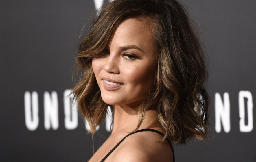 Chrissy Teigen slams critics of her parenting