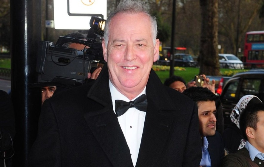 Michael Barrymore teases fans with sitcom announcement