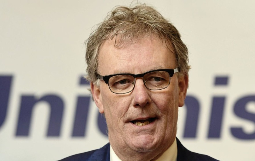 UUP's Mike Nesbitt says unionists 'must strive for post-sectarian society'